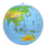Topographical Globe with Negative Ions (Set of 6)