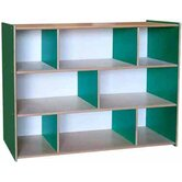 Classroom Color 3 Shelf Storage Unit