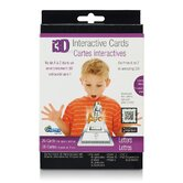 Cypher Kids Club Letters i3D Interactive Cards