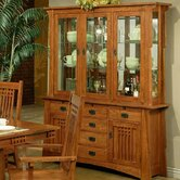 Bungalow China Cabinet