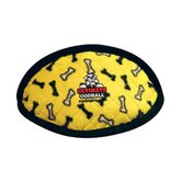 Tuffy's Dog Toy Ultimate Odd Ball - Yellow