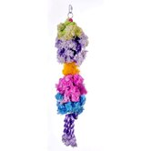 Calypso Creations Tied in Knots Large Bird Toy