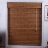 Arlo Blinds Bamboo Roman Shade in Tuscany