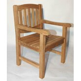 Regal Teak Outdoor Dining Chairs