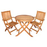 Regal Teak Outdoor Dining Sets