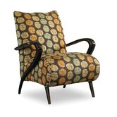 Miro Exposed Fabric Arm Chair