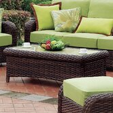 South Sea Rattan Patio Tables