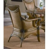 South Sea Rattan Outdoor Chairs