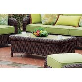 Saint Tropez Wicker Coffee Table