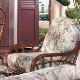 South Sea Rattan Chairs