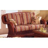 Autumn Morning Loveseat with Cushions