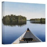 Ken Kirsch ''Paddle Muskoka'' Canvas Art
