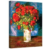 Vincent Van Gogh ''Poppies'' Canvas Art