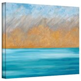 Herb Dickinson 'Aloha' Gallery-Wrapped Canvas Wall Art