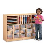 SPROUTZ&reg; Sectional Mobile Cubbie Storage