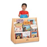 "24"" H Small Mobile Pick-a-Book Stand - 1 Sided"