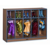 Sproutz 5 Section Toddler Coat Locker