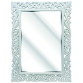 Roccoco Rectangle Mirror