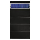 "800 Series Three-Drawer Lateral File, 36"" Wide"