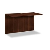 Arrive 26.25&quot; H x 50&quot; W Desk Bridge