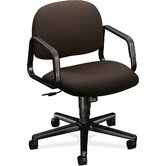 Solutions - 4000 Series Managerial Mid-Back Pneumatic Office Chair