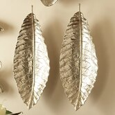 Sacred Banyan Leaf Wall Décor