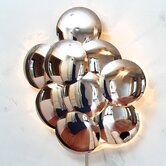 Orb Left Wall Sconce