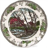 Johnson Brothers Plates & Saucers