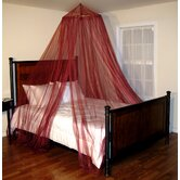 Oasis Round Bed Canopy Net