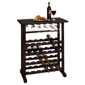 Vinny 24 Bottle Wine Rack