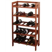 Regalia 25 Bottle Wine Rack