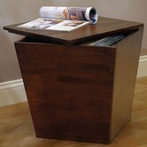 Regalia Walnut Storage Table
