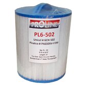 50 Square Foot Top Load Filter Cartridge