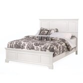 Naples Queen Panel Bed
