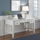 Arts and Crafts Executive Desk