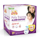 Alarm Diapers Girls Starter Kit