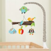 Treetop Friends Crib Mobile