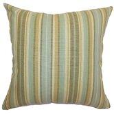 Wander Stripes Cotton Pillow