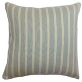 Wyllow Stripes Cotton Pillow