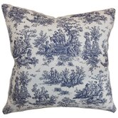 DO NOT SET LIVE!Lalibela Toile Cotton Pillow
