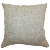 Francisca Weave Polyester / Wool Pillow