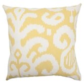 Teora Ikat Cotton Pillow
