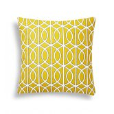 Lattice Cotton Decorative Pillow
