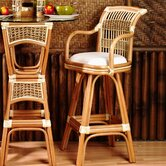 Spice Islands Wicker Bar Stools