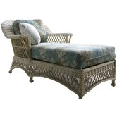 Spice Islands Wicker Indoor Chaise Lounges