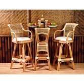 Spice Islands Wicker Pub/Bar Tables & Sets