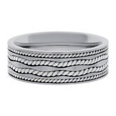 Men's Stainless Steel Chain Band