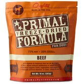 Freeze-Dried Beef Formula Dog Treat