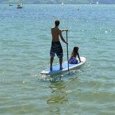 Basic Inflatable Stand Up Paddle Board