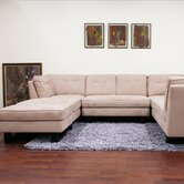 Baxton Studio Koelper Modular Sectional